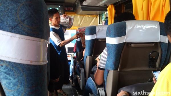 bus philippines