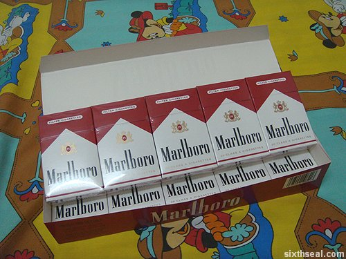 How much is a carton of Marlboro smooths in Alabama