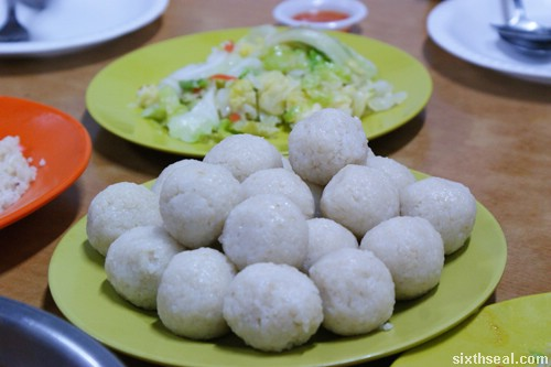 Hoe Kee Chicken Rice Balls