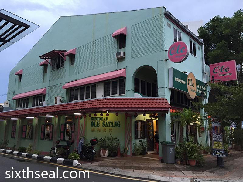Restaurant Ole Sayang