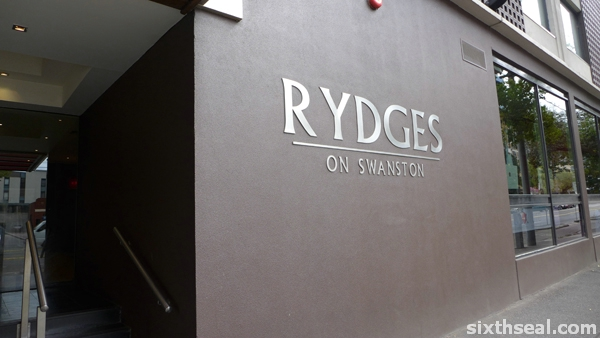 rydges on swanston