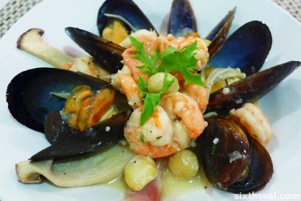 sixthseal seafood supreme