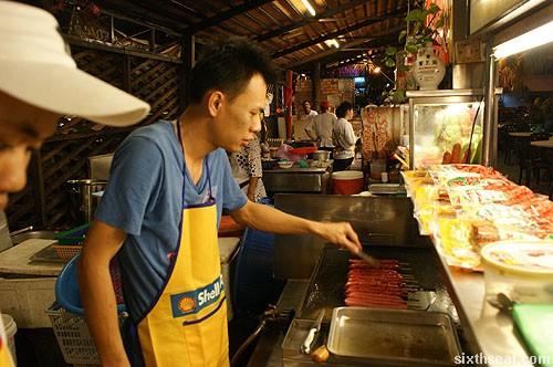 ming tien taiwanese sausage make