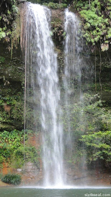 falls closeup