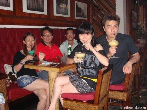 island club redux