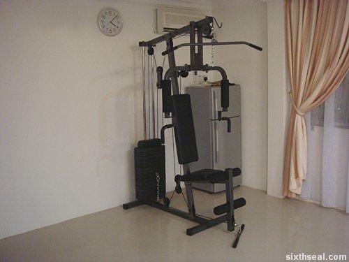 kj gym