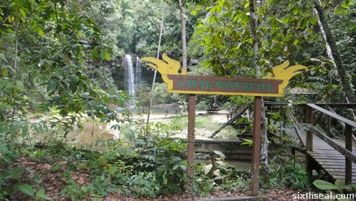 latak falls