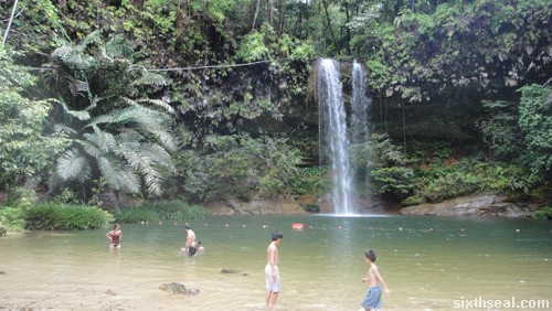 latak waterfalls