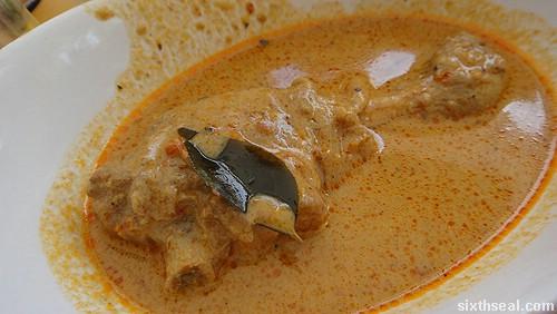 naga liar curry drumstick