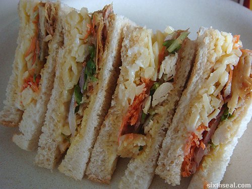 petes sandwich