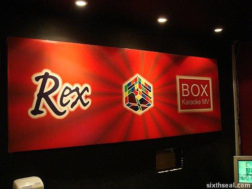 rex box