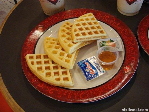 sfc waffles