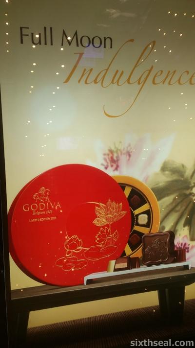 Godiva 2013 Full Moon Indulgence
