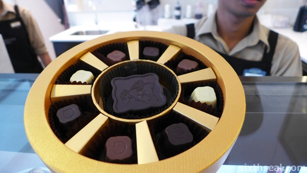 Godiva 2013 Mid-Autumn Limited Edition