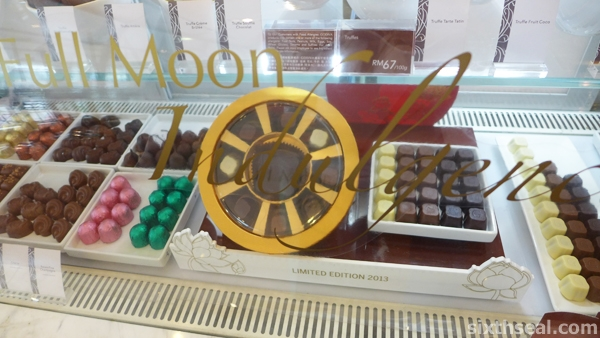 Godiva 2013 Mooncakes Limited Edition