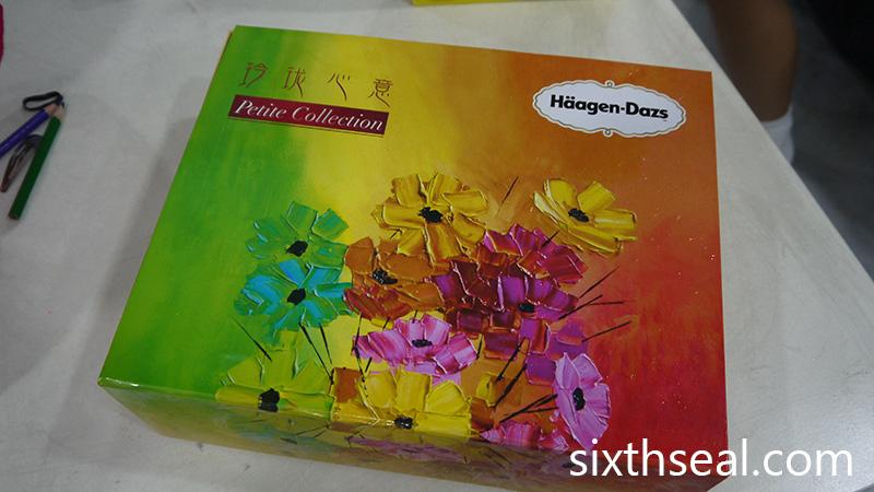 Haagen-Dazs Mooncakes 2015