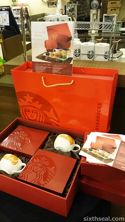 Starbucks Mid-Autumn Mooncake Collection 2014