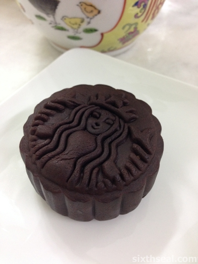 Starbucks Mooncake Collection 2014