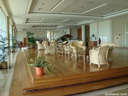 kingwood lobby