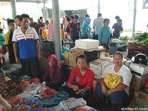 sago worm stall
