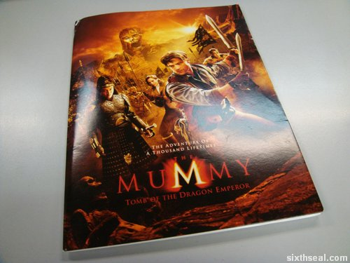 mummy 3