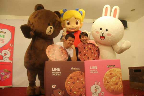 juliesxline cony brown