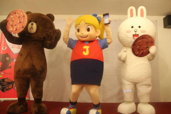 juliesxline mascot
