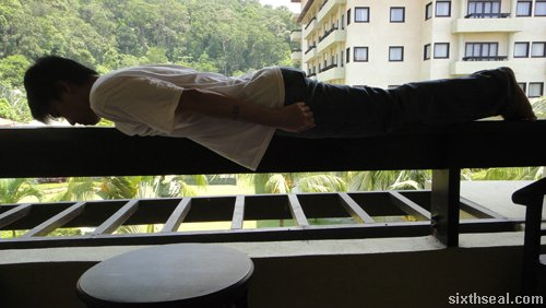 planking