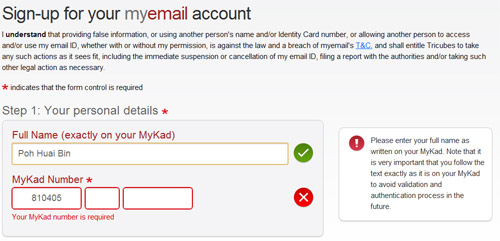 myemail security
