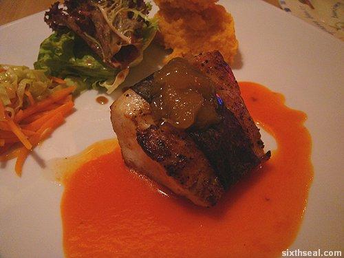 palacio cinnamon black cod