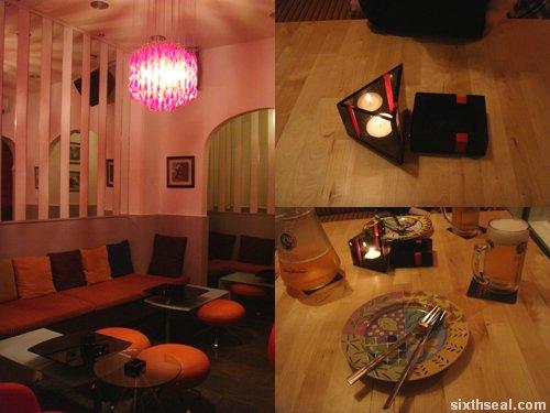 palacio tables