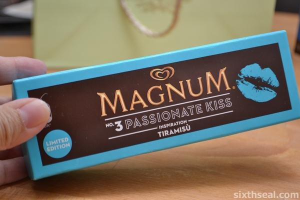 Magnum No3 Passionate Kiss