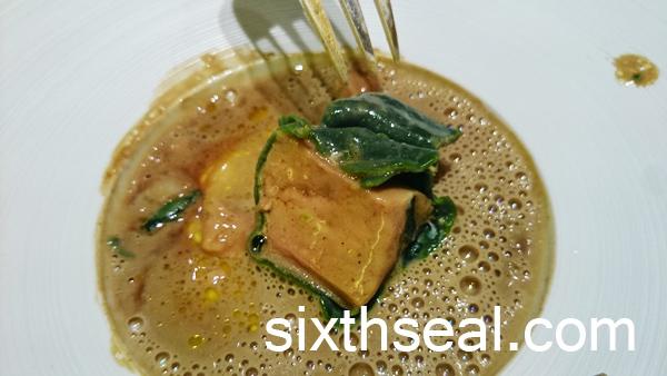 ravioli foie gras