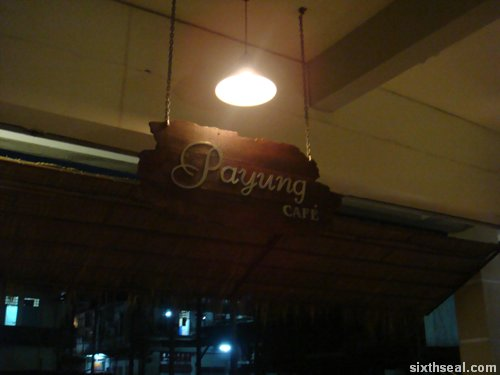 payung cafe end