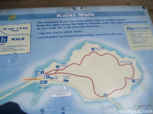 Kaiki Walk