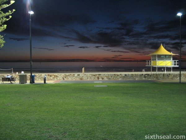 South Australia View