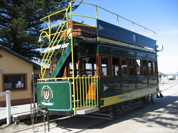 Victor Harbor Tram