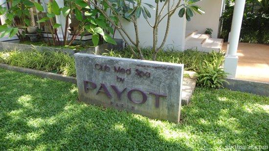payot spa
