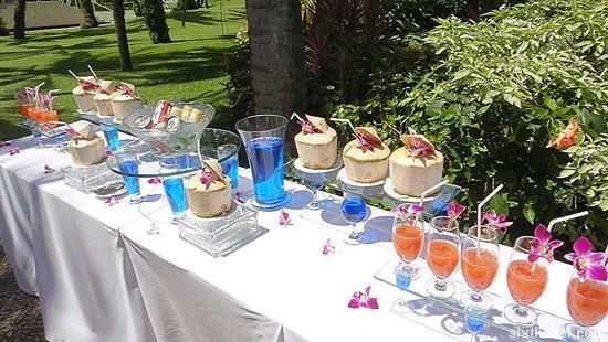 refreshment bars