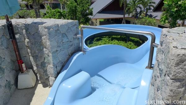 water slide phuket