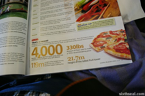pizza floor