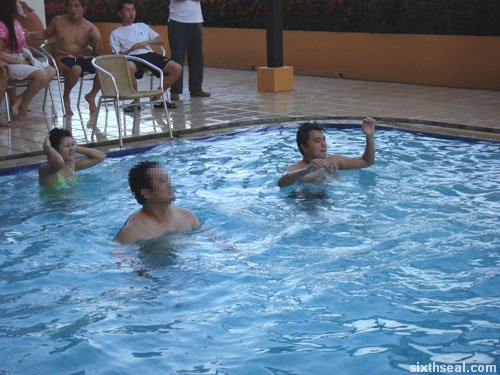 water polo second