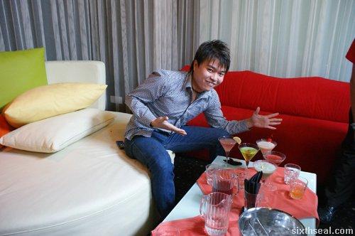 me martinis