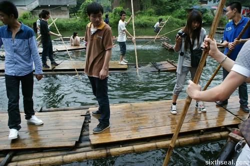 china raft