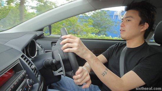 driving inspira