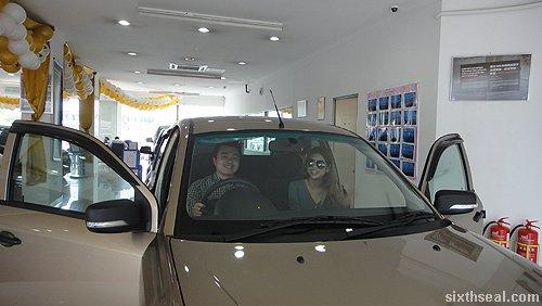 driving saga