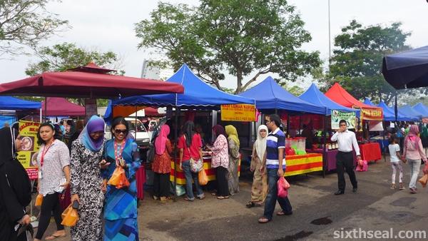 pasar ramadan shah alam