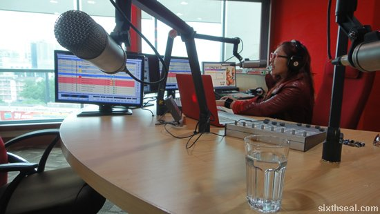redfm studio