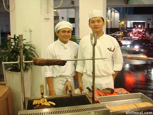 rh steak stand