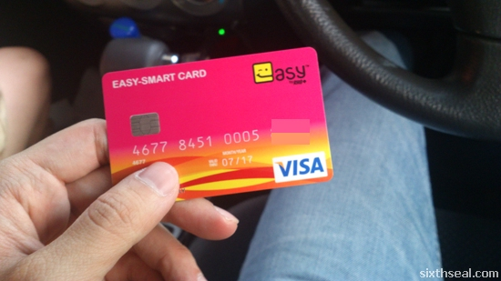easy debit card